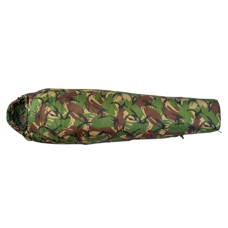 Highlander Phantom 400 Camo Sleeping Bag