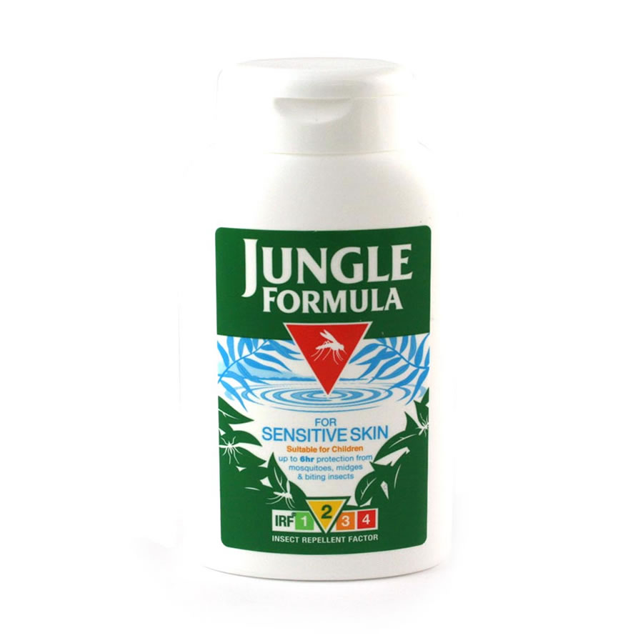 Jungle Formula for Sensitive Skin