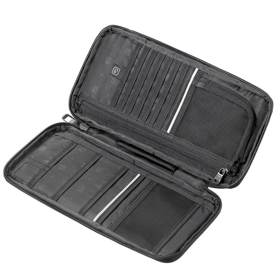 Go Travel RFID Travel Document Organiser