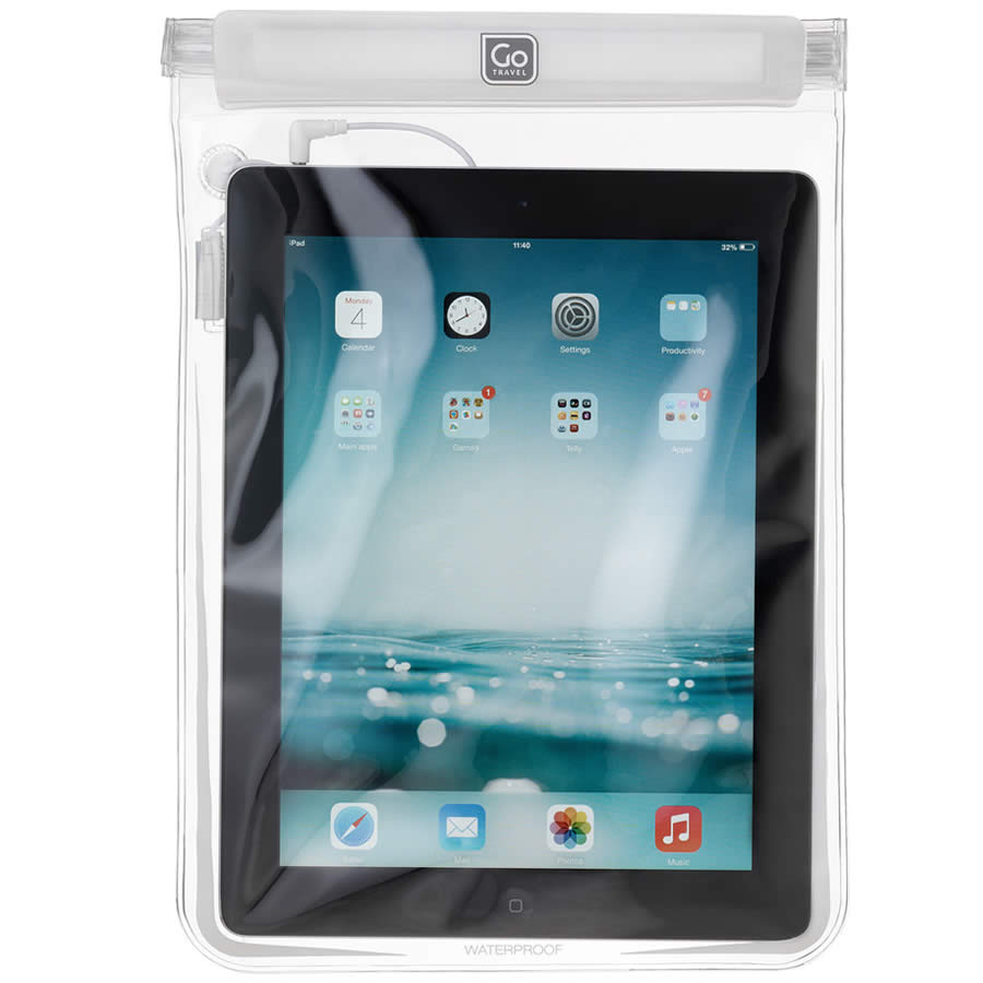 Go Travel Dry iPad