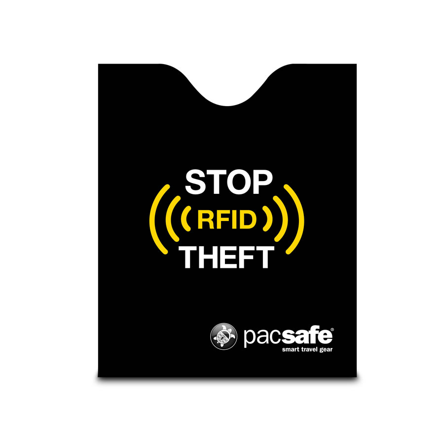 Pacsafe RFID-blocking Passport Protector