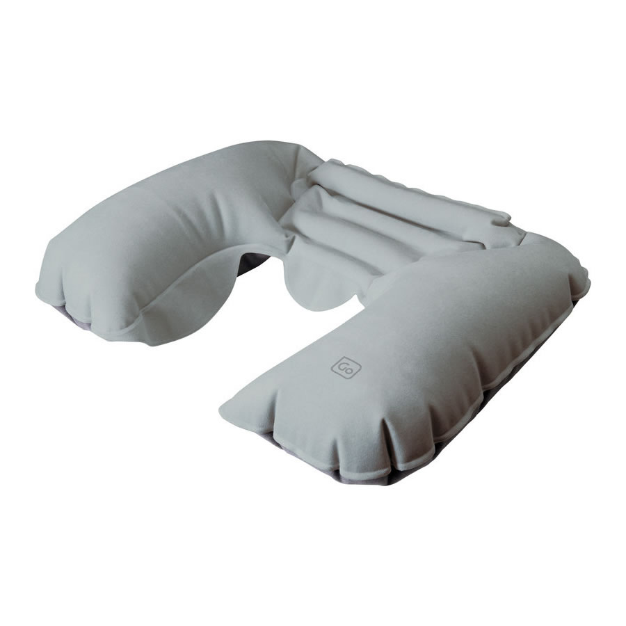 Go Travel Snoozer Flat Back Travel Pillow