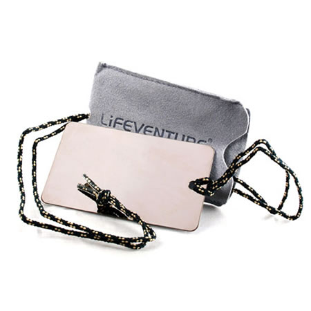 Lifeventure Unbreakable Travel Mirror