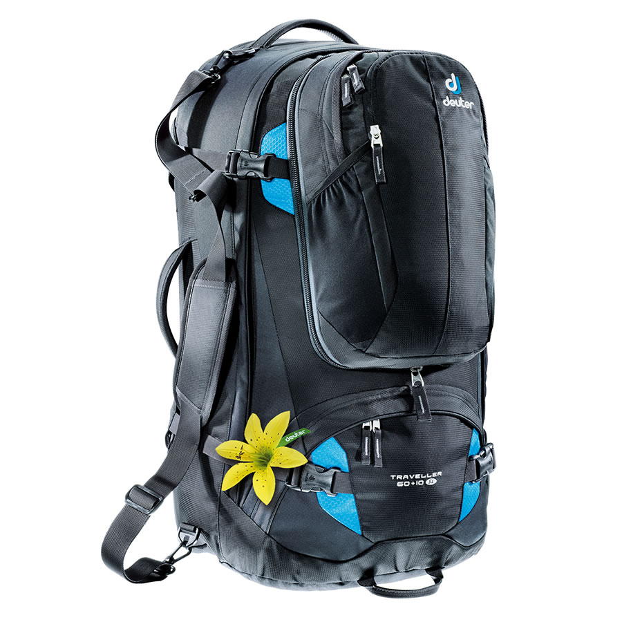 Deuter Traveller 60+10SL | Female Fit Rucksack