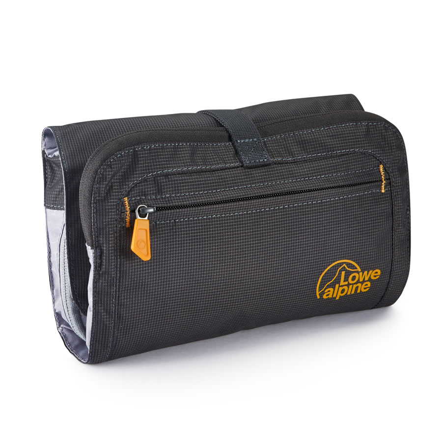 Lowe Alpine Roll Up Wash Bag Travel Toiletry Bags