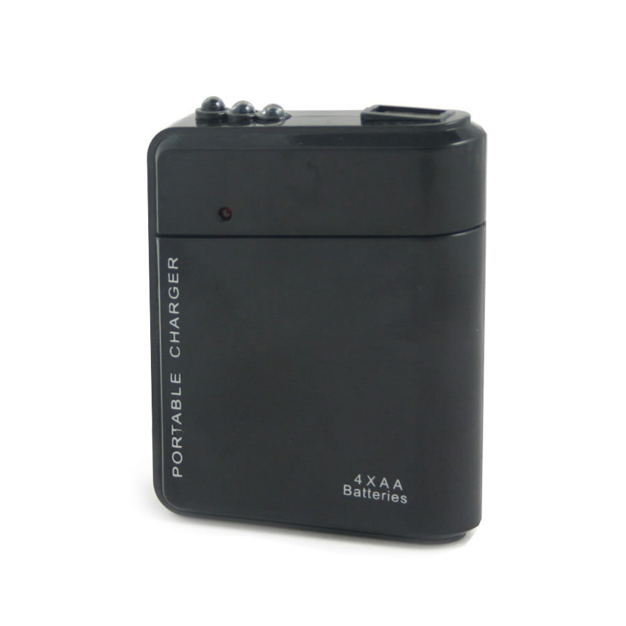 Travel Log Emergency Charger