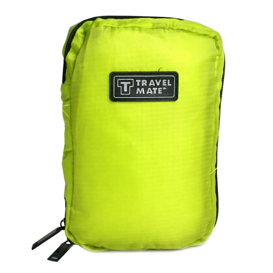 Travel Mate Toiletry Bag - Lime Green