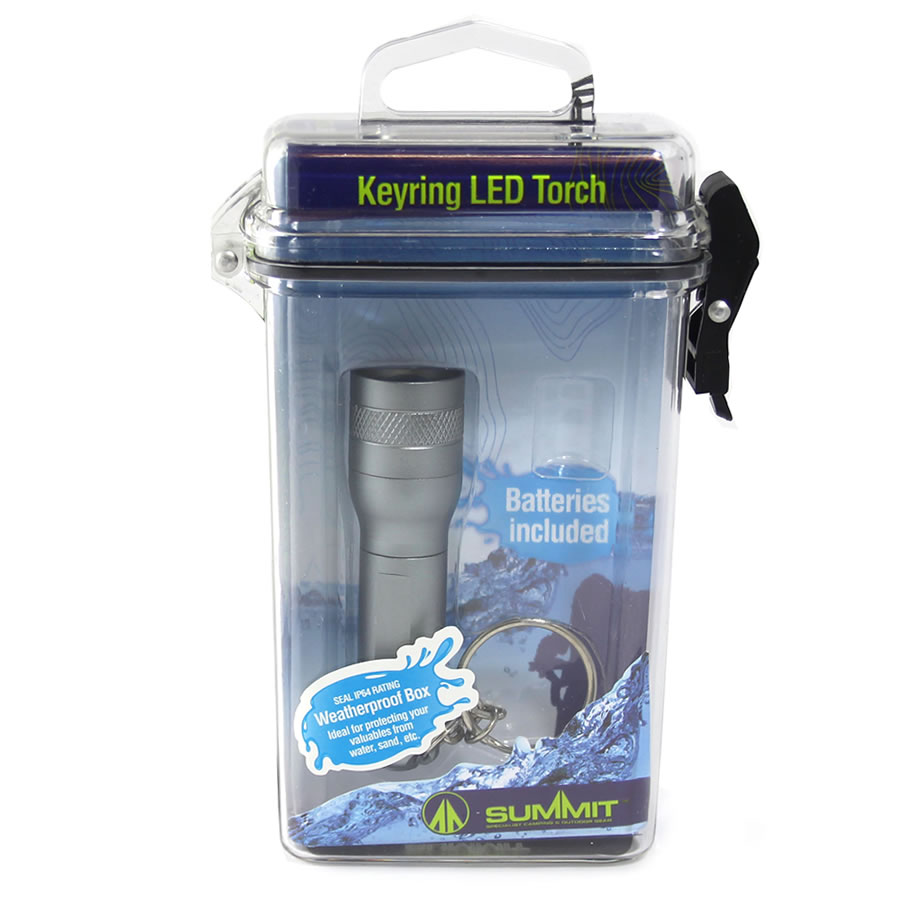 Summit Keyring LED Torch