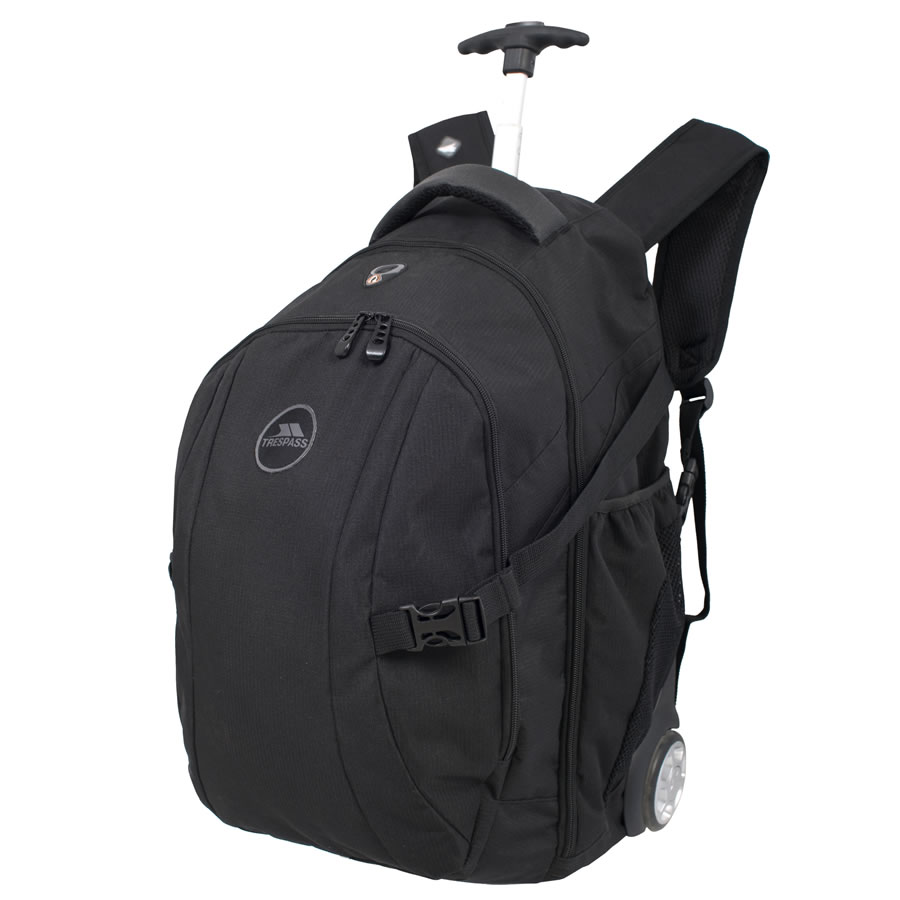 Trespass Eldorado Rolling 36L Backpack