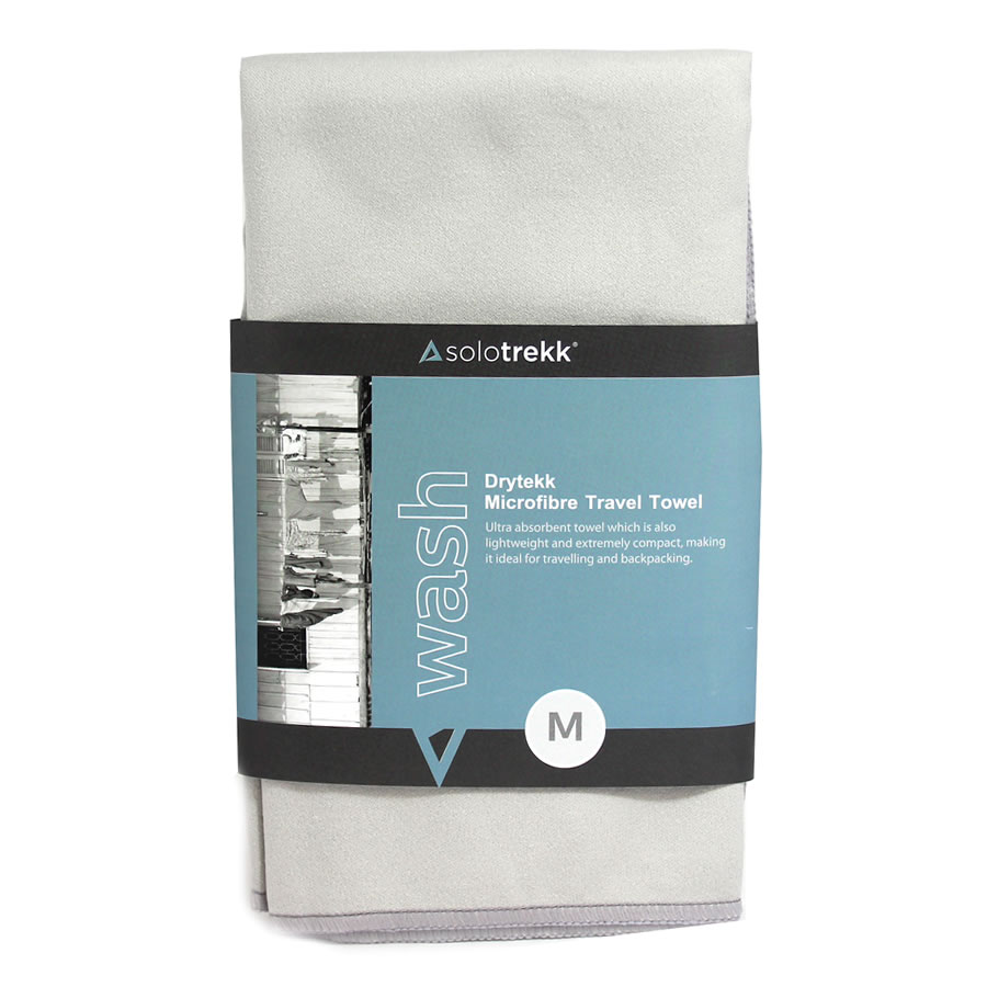 Travel Towel Bcf: Solotrekk Drytekk Microfibre Medium Travel Towel