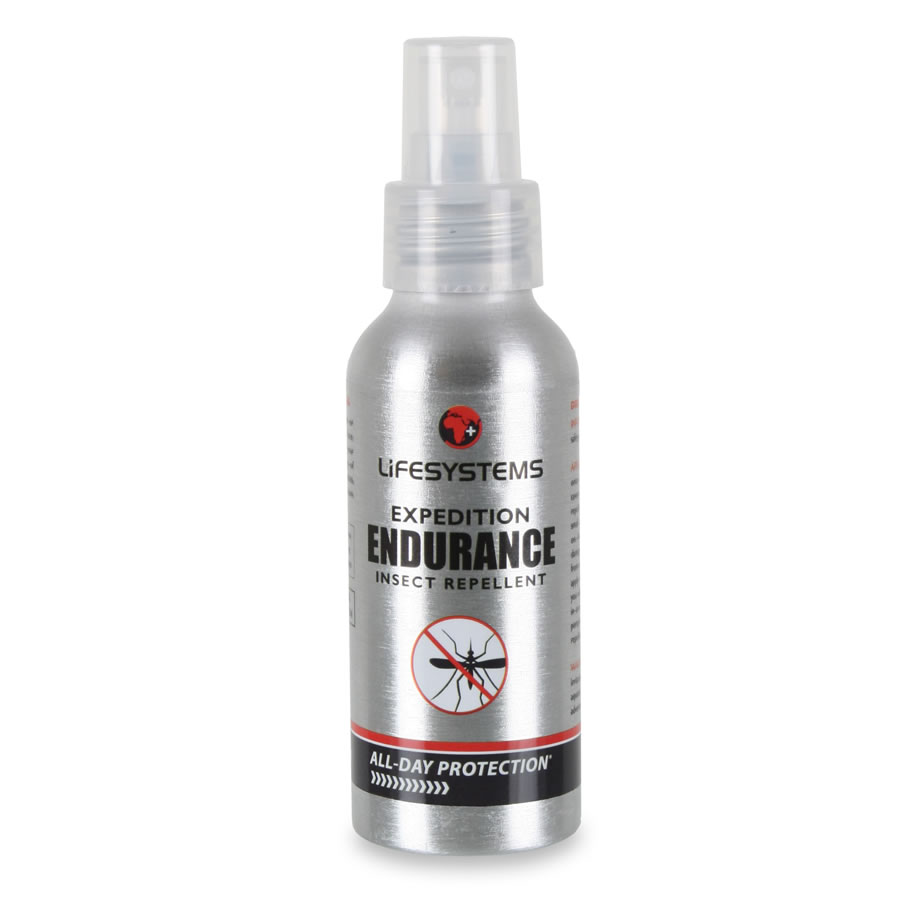 Lifesystems Endurance Insect Repellent 100ml