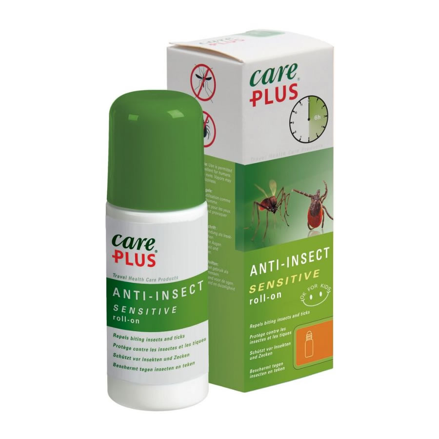 Care Plus Anti-Insect Sensitive Roll-On