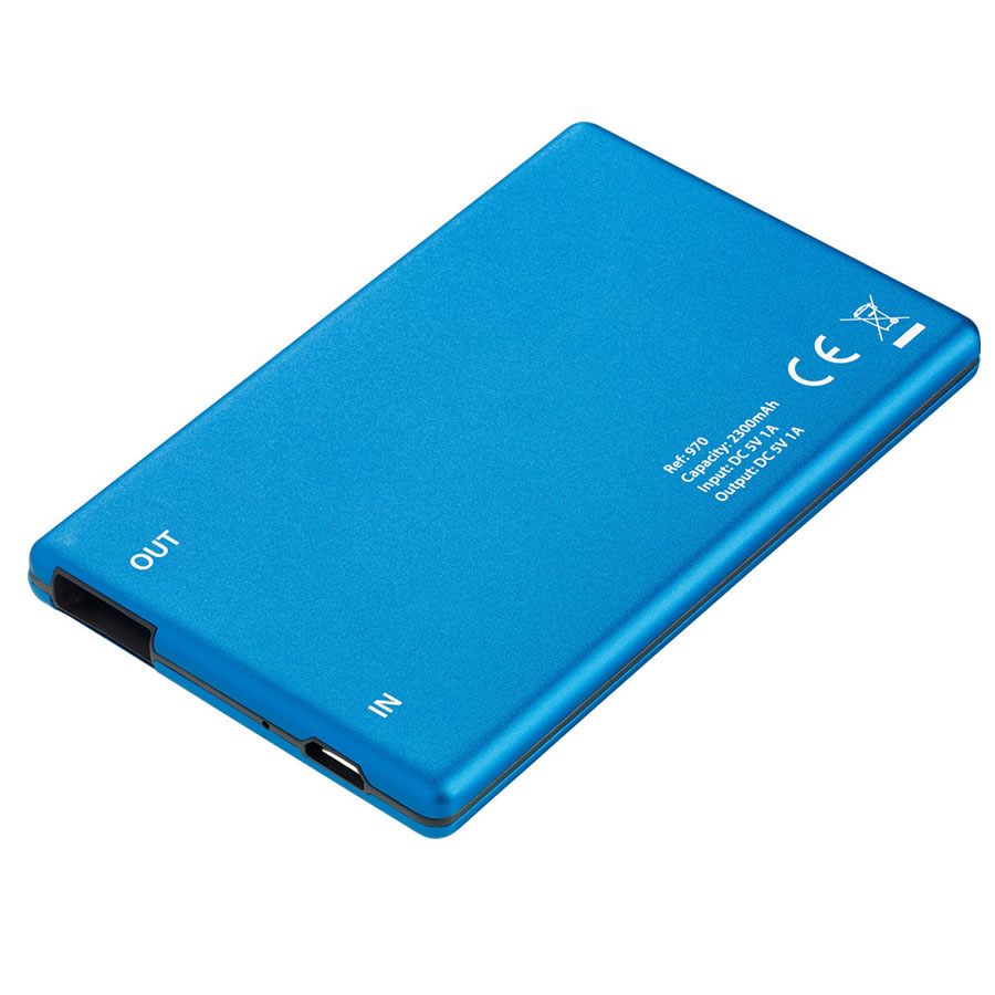 Go Travel Slimline Power Bank