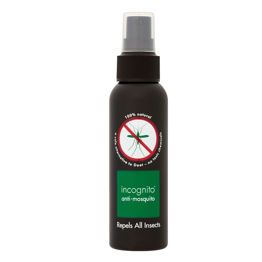 Incognito Anti-Mosquito Insect Repellent Spray