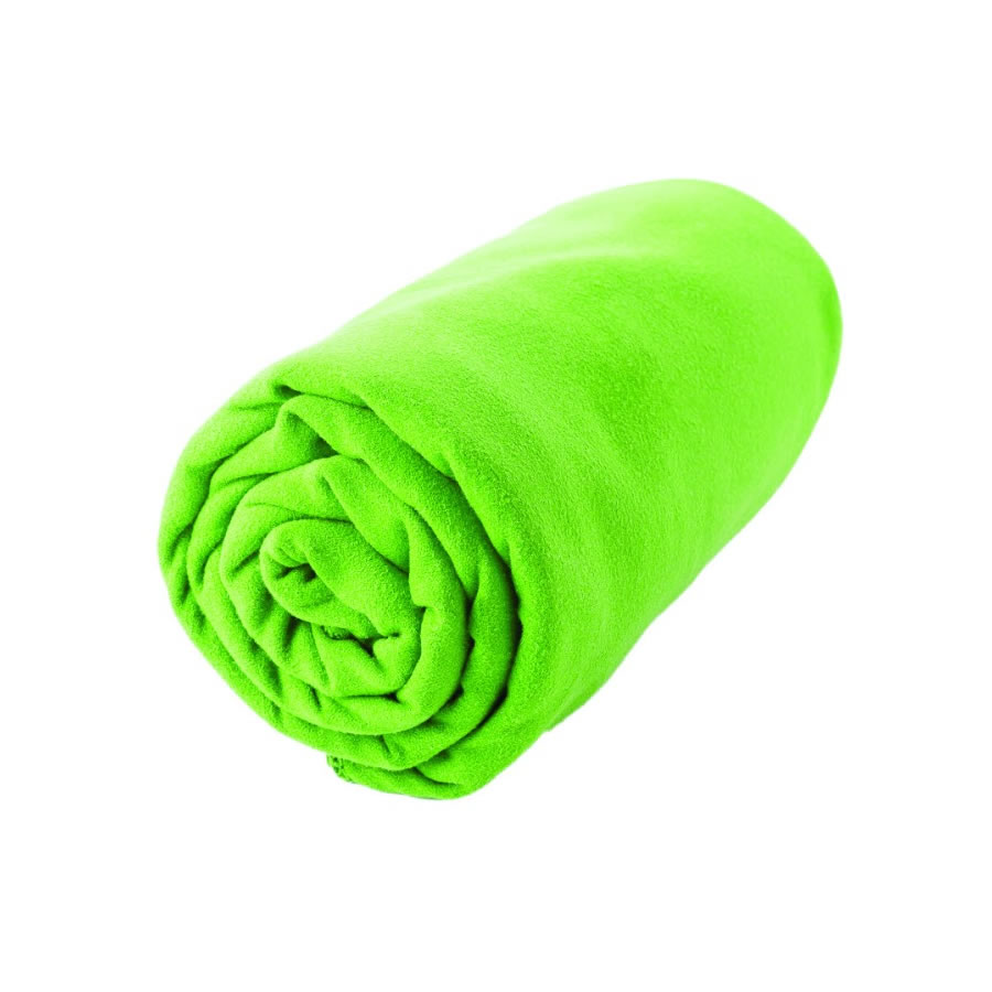 Sea to Summit Large Pocket Towel - Lime