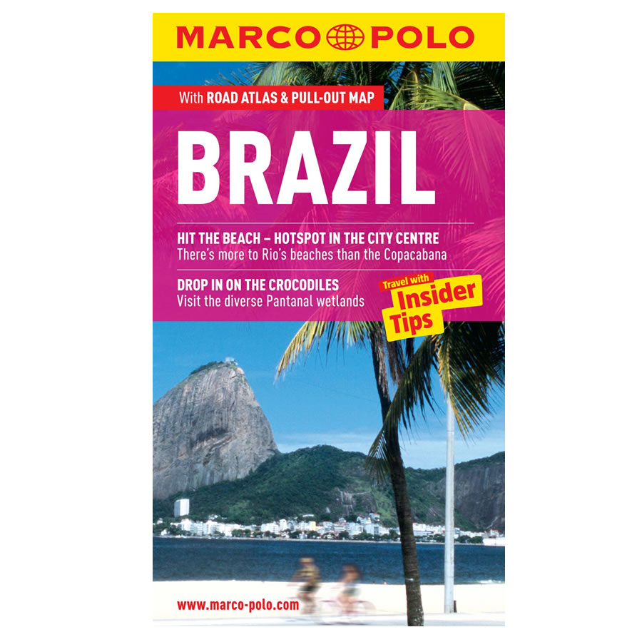 Marco Polo Brazil Pocket Guide