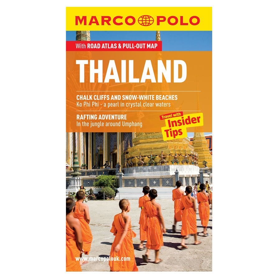 Marco Polo Thailand Pocket Guide