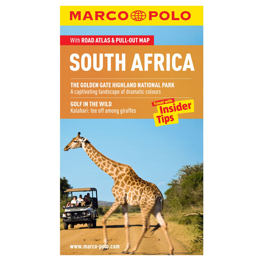 Marco Polo South Africa Pocket Guide