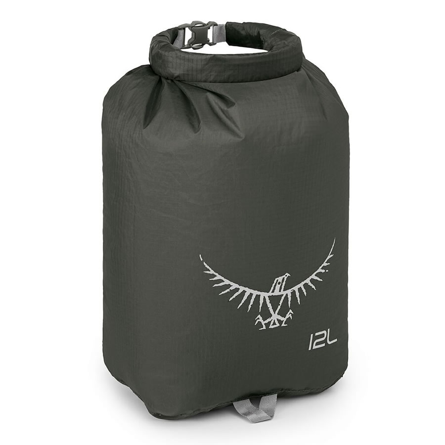 Osprey 12L Ultralight Drysack - Shadow Grey