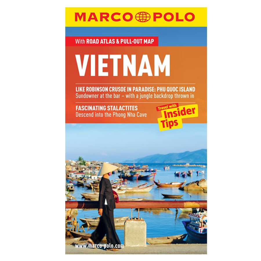 marco polo vietnam travel guide buy online. Black Bedroom Furniture Sets. Home Design Ideas