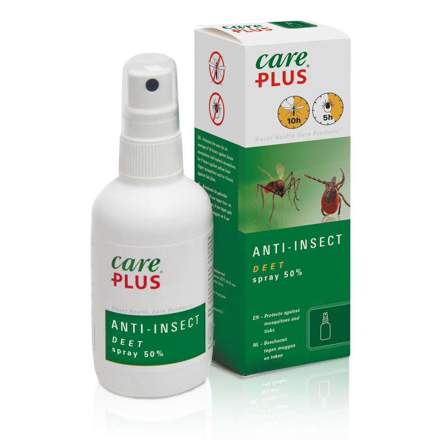 Care Plus Anti-Insect 50% Deet Spray