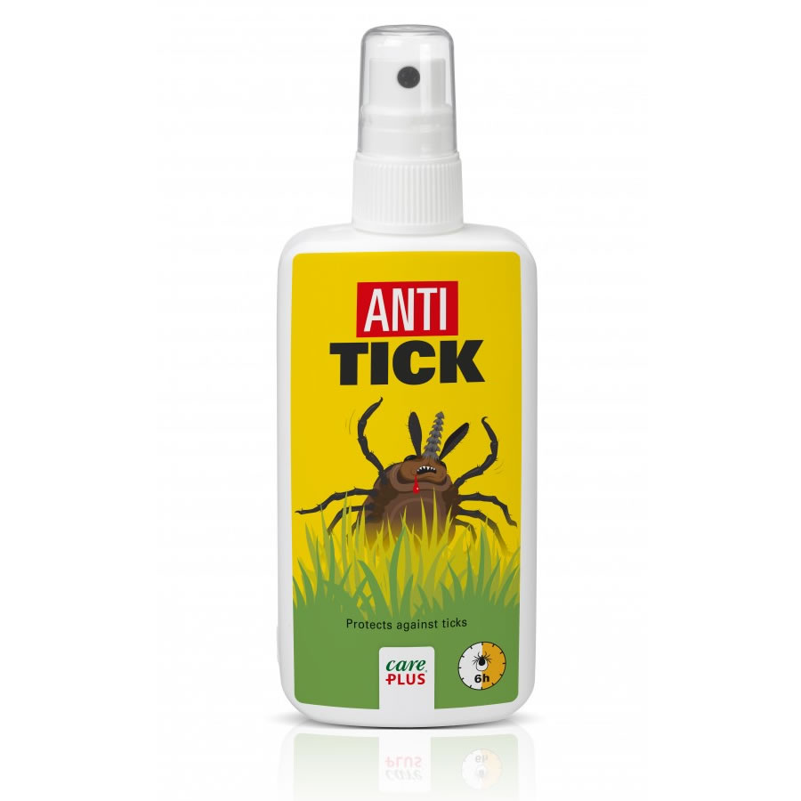 Care Plus Anti-Tick Spray