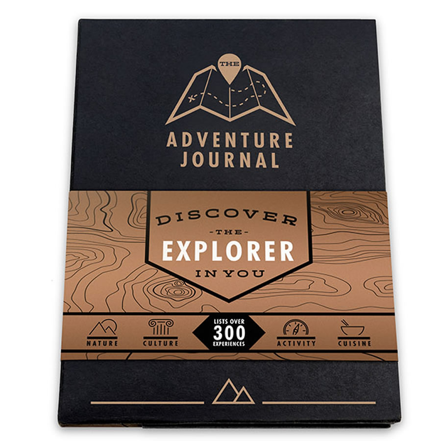 Luckies Adventure Journal