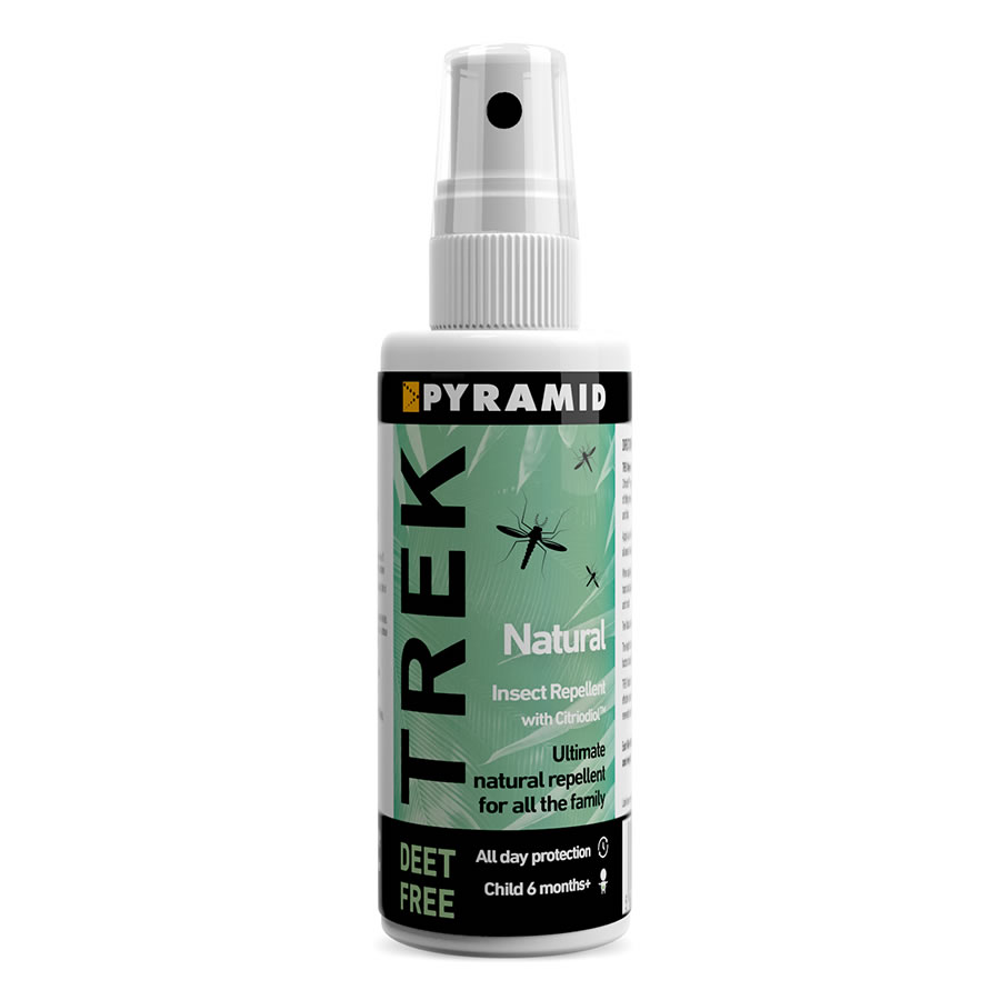 Pyramid Trek Natural Insect Repellent - 60ml