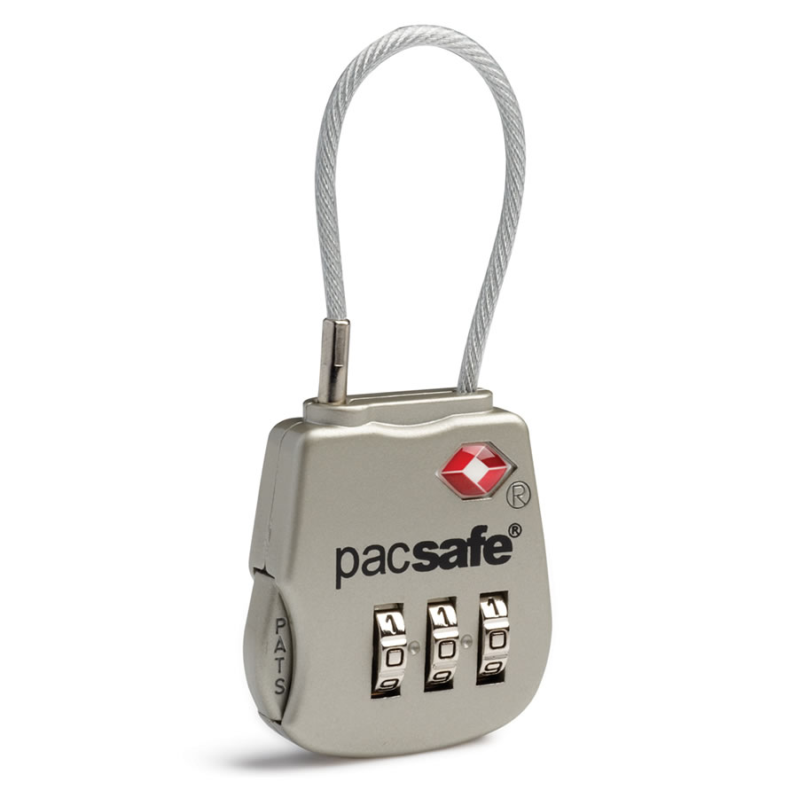 Pacsafe Prosafe 800 TSA Cable Lock