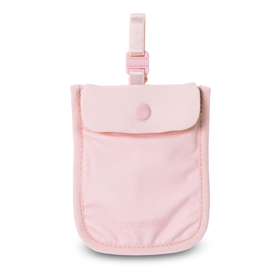 Pacsafe Coversafe S25 - Orchid Pink