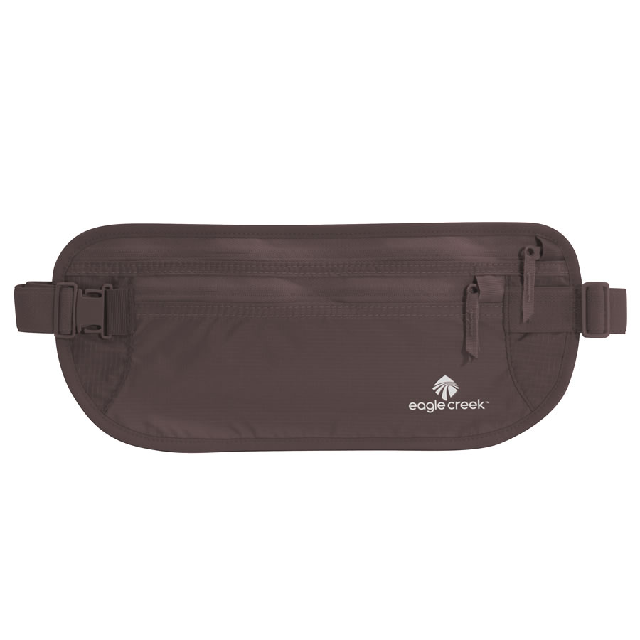 Eagle Creek Undercover Money Belt DLX - Mocha