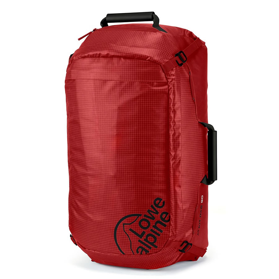 Lowe Alpine AT Kit Bag 90 - Pepper Red