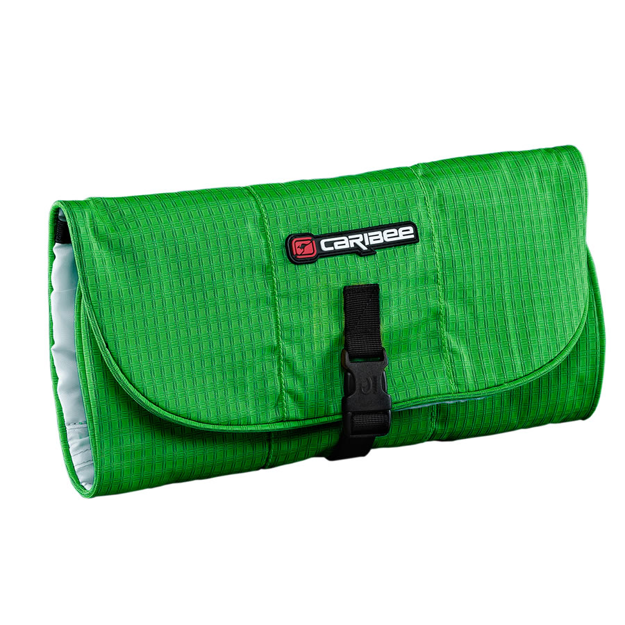 Caribee Toiletry Wrap - Green