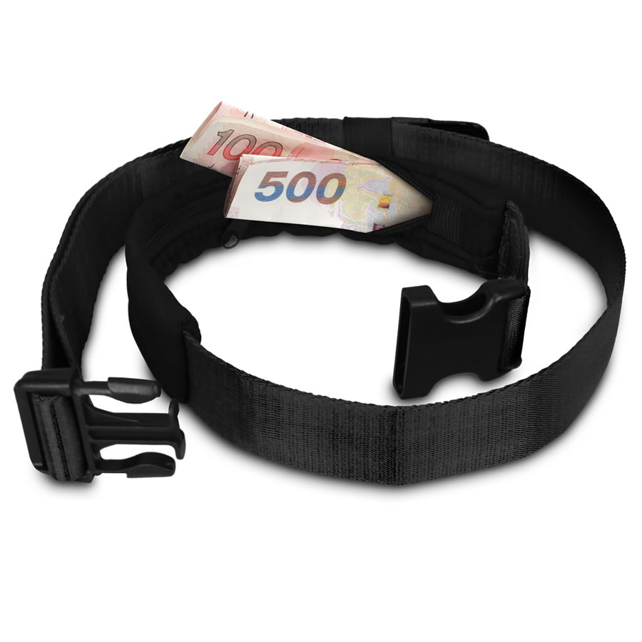 Pacsafe Cashsafe 25 Deluxe Travel Belt Wallet