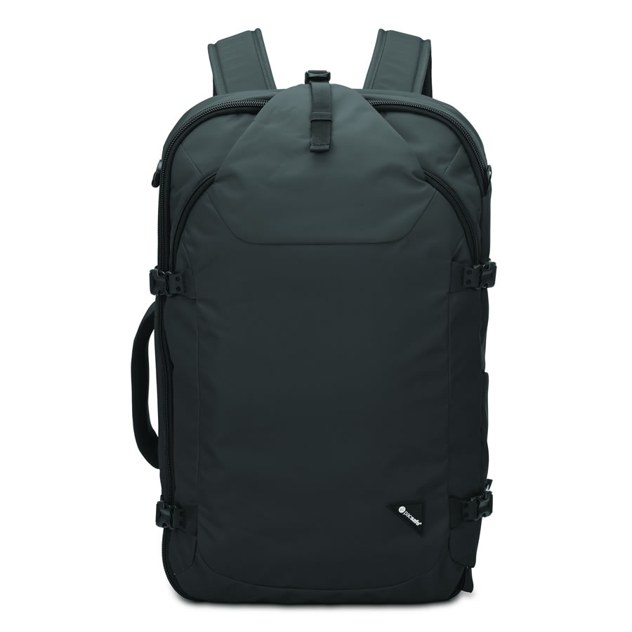 Pacsafe Venturesafe EXP45 Carry-On Travel Rucksack - Black