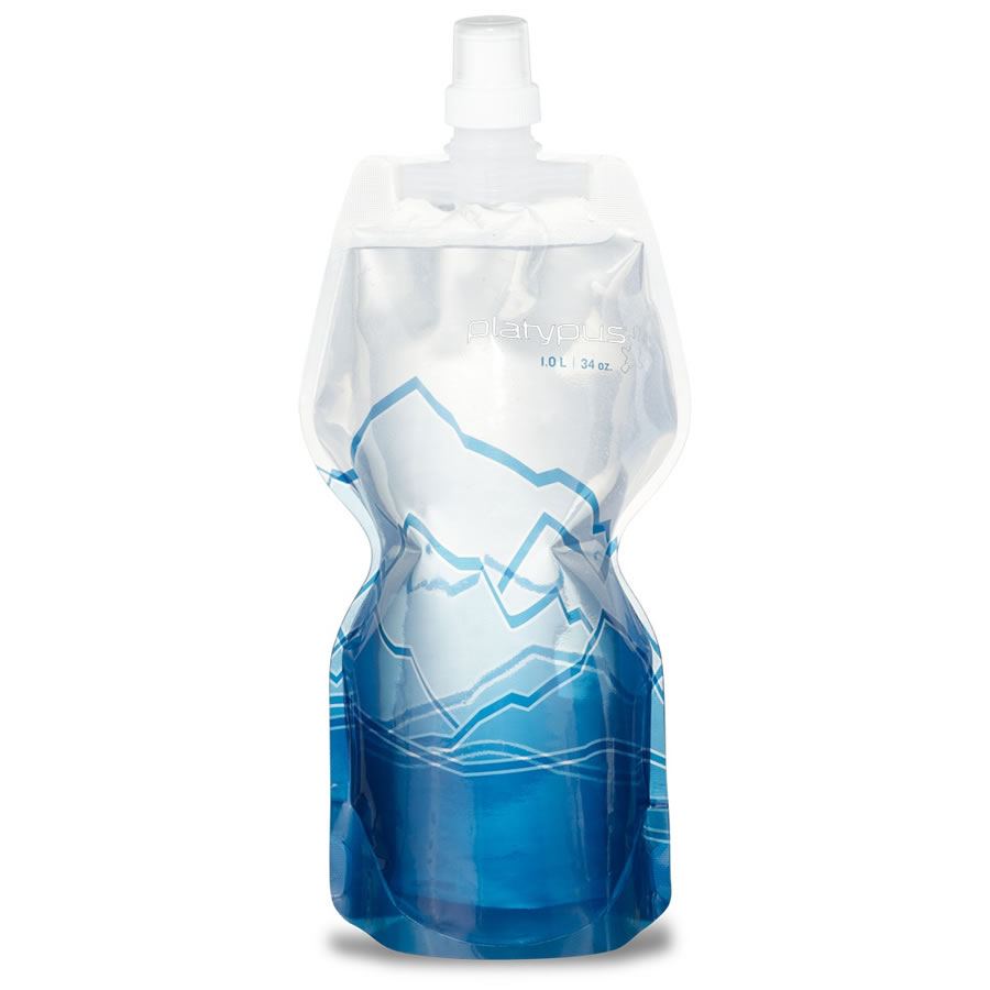 Platypus 1.0L SoftBottle - Mountain