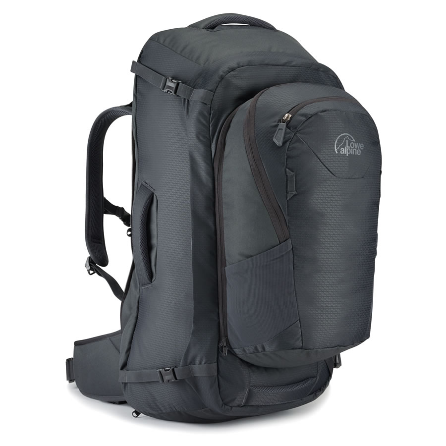 Lowe Alpine AT Voyager ND50+15 Travel Pack - Anthracite
