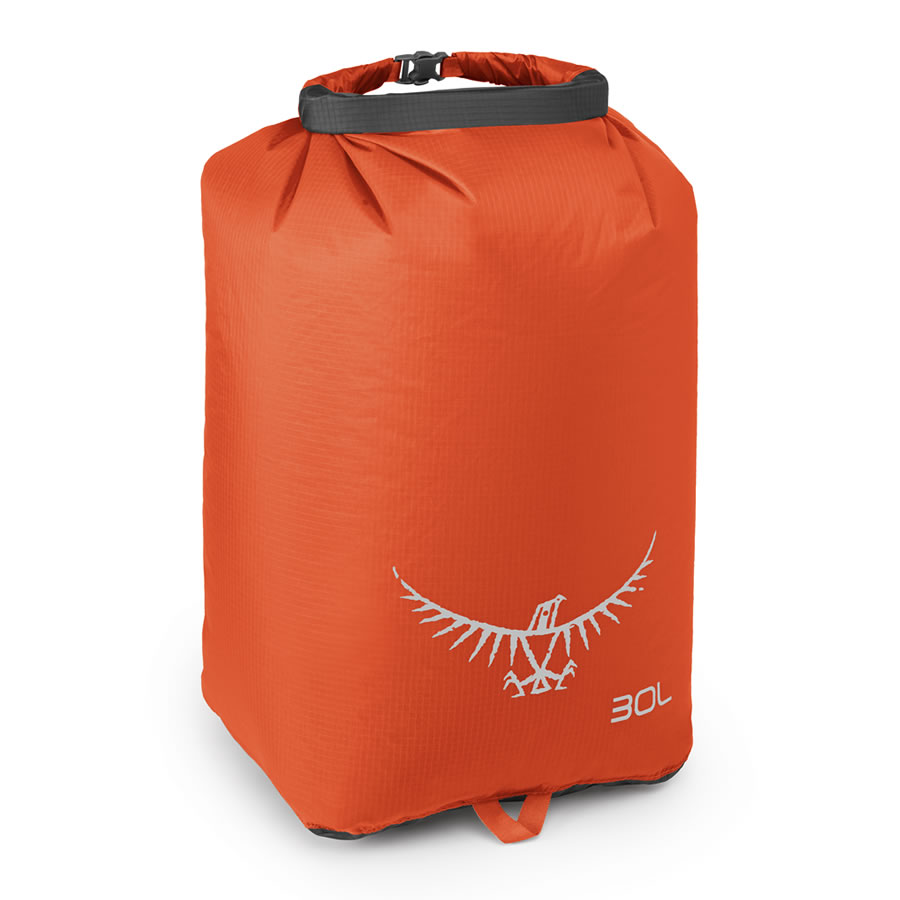 Osprey 30L Ultralight Drysack - Poppy Orange