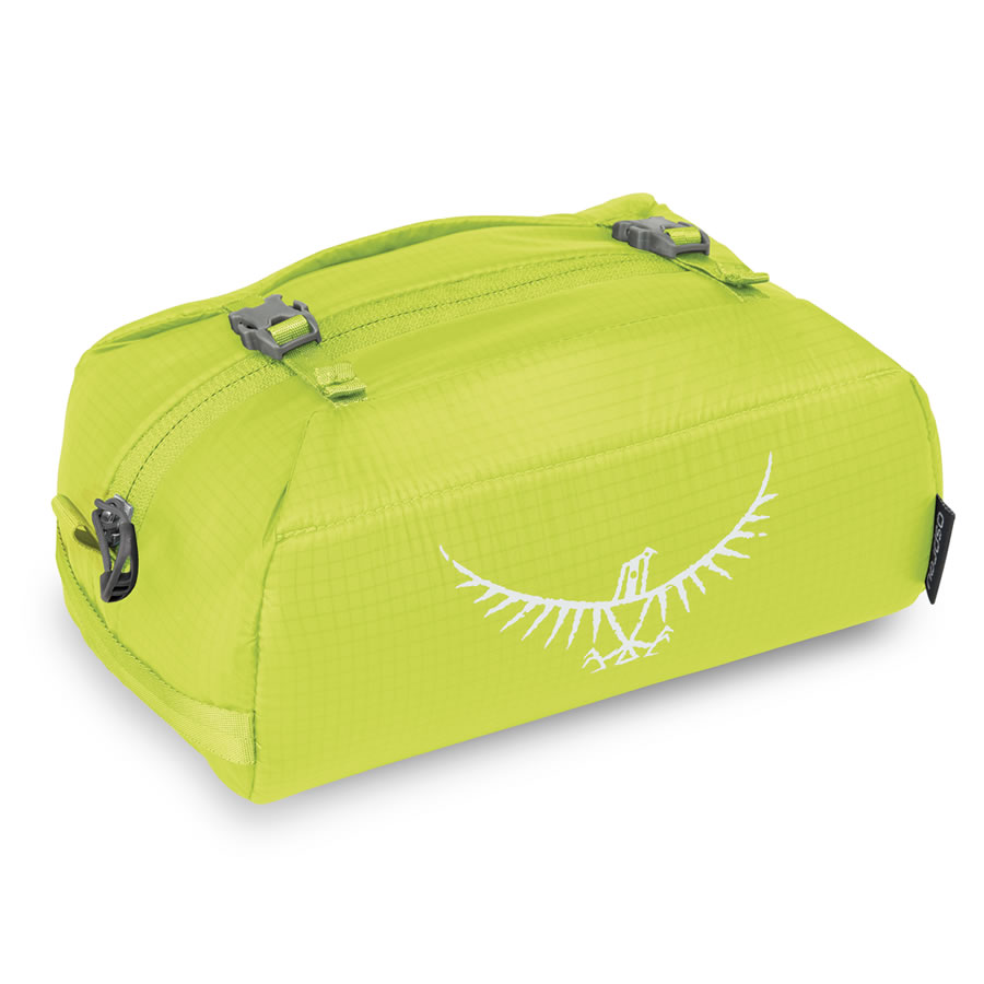 Osprey Ultralight Padded Washbag - Electric Lime
