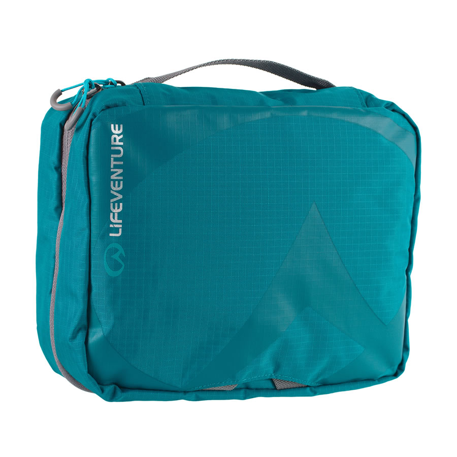Lifeventure Large Wash Bag - Petrol