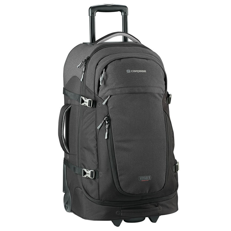 Caribee Voyager 75 Wheeled Travel Rucksack