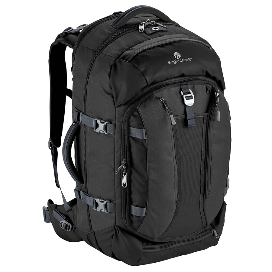 Eagle Creek Global Companion 65 Travel Backpack - Black