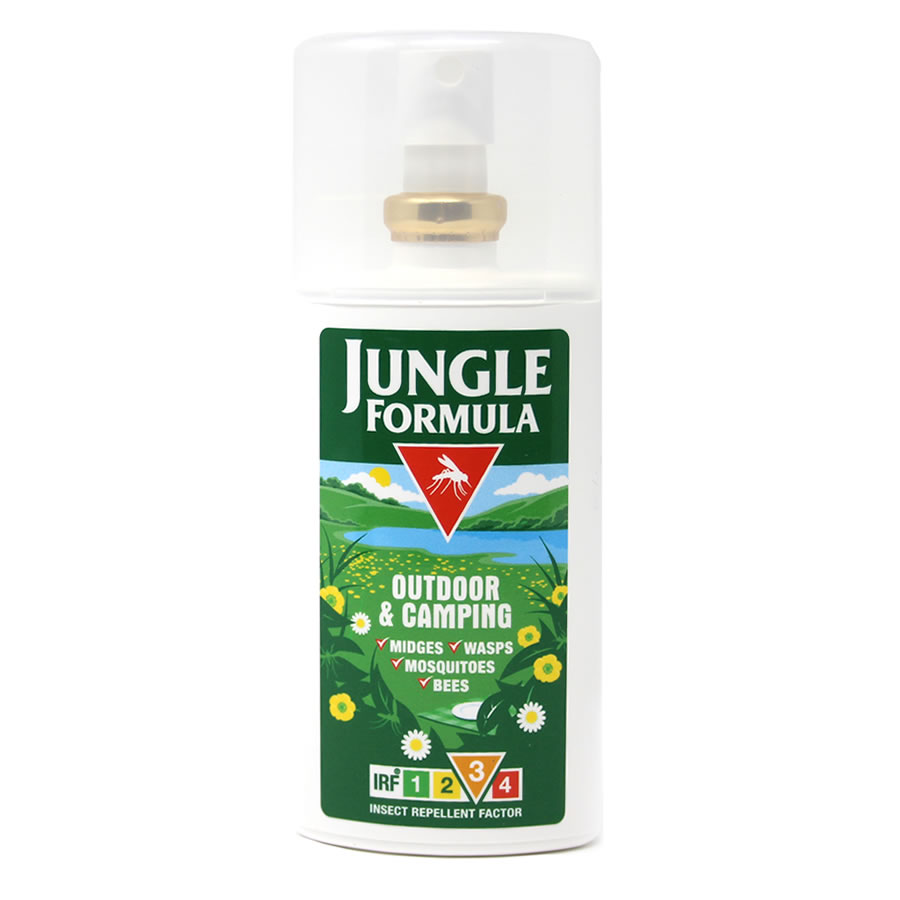 Jungle Formula Outdoor & Camping Insect Repellent