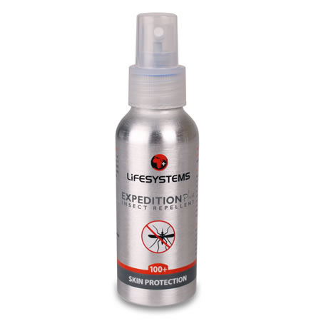 Lifesystems Expedition 100+ Plus Insect Repellent 100ml