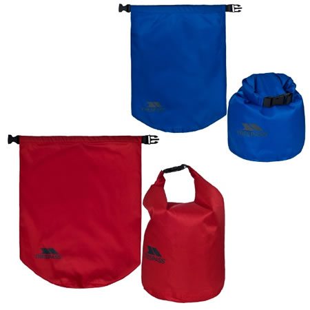 Trespass Euphoria Dry Bag x 2 10L/15L
