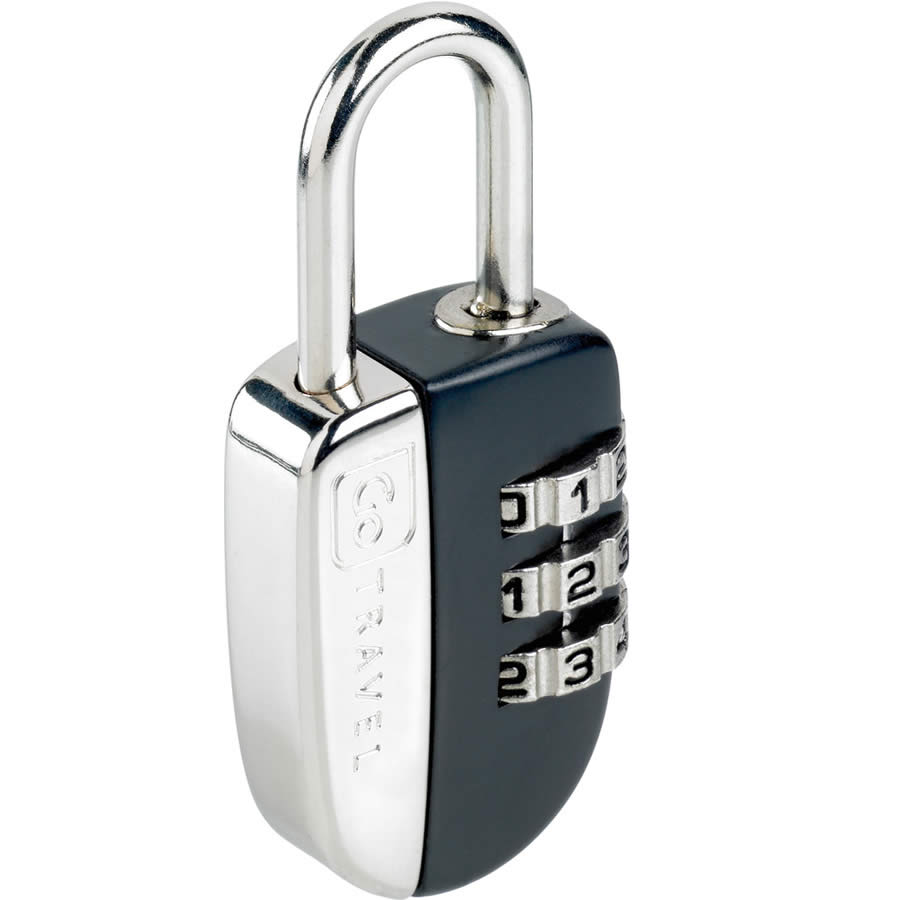 Go Travel No-Key Padlock