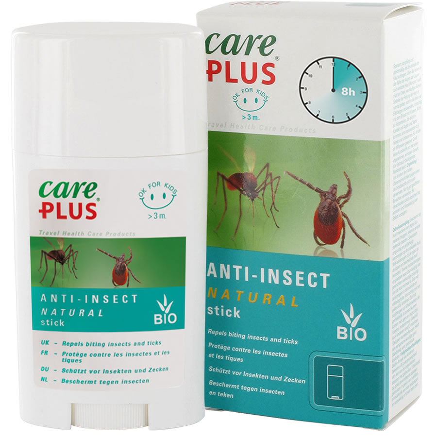 Care Plus Anti-Insect Natural Stick