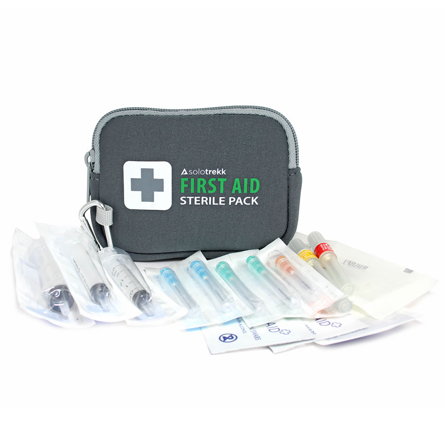 Solotrekk Mini Sterile Kit