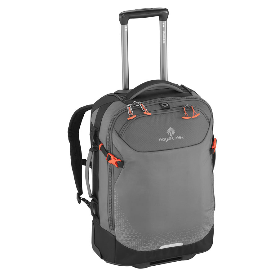 Eagle Creek Expanse Convertible Carry-On - Stone Grey
