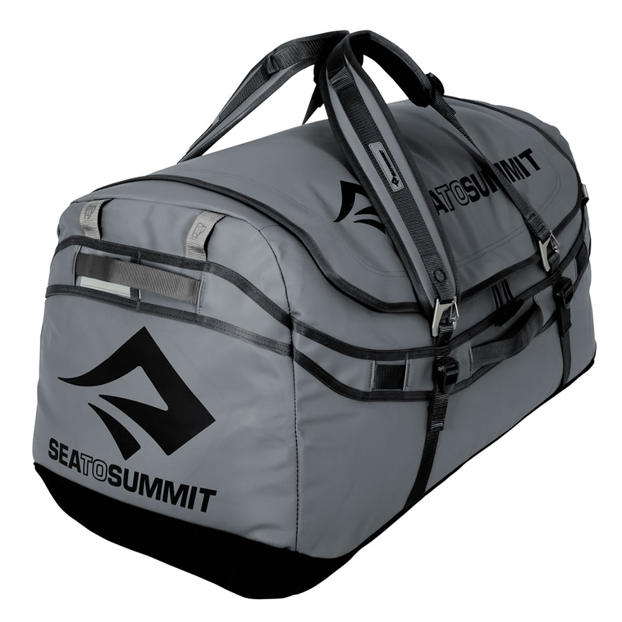 Sea to Summit 65L Duffle Bag - Charcoal